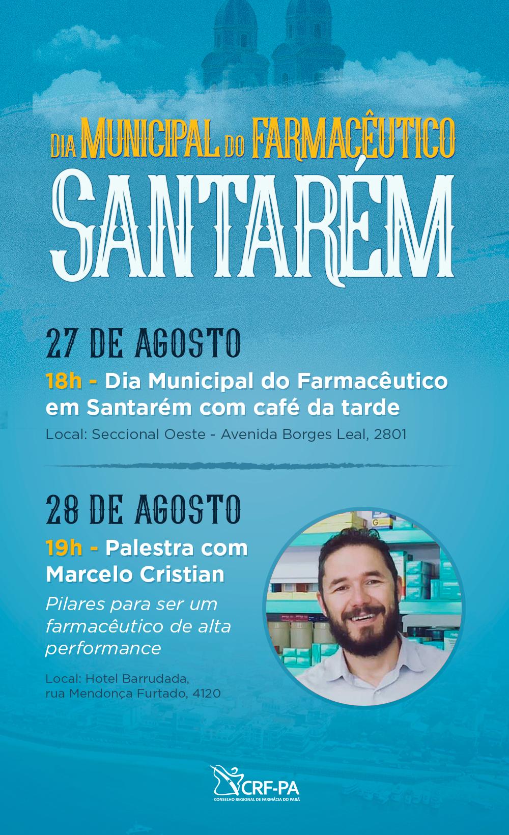 Dia Municipal do Farmaceutico em Santarém